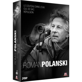 Coffret Polanski 3 films DVD