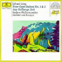 Suites N°1 et N°2 de Peer Gynt - Suite Holdberg, opus 40  - 3 Pièces pour orchestre, opus 56