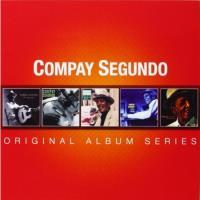 Compay Segundo Original Album Series