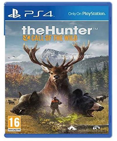 The Hunter Call of The Wild PS4