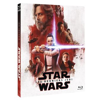 Star WarsStar Wars : Les Derniers Jedi Blu-ray