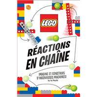 Lego : réactions en chaîne