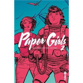 Paper girlsPaper Girls
