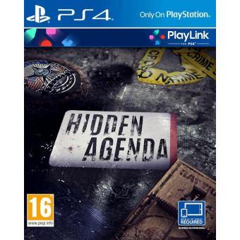Hidden Agenda MIX PS4
