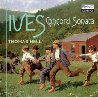"""Ives : Sonate pour piano """"Concord"""""""