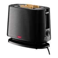Grille-pain électrique Bodum Bistro 10709-01EURO-3 980W Noir
