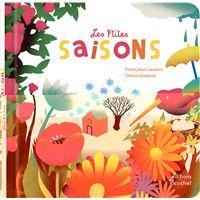Les p'tites saisons (coll. eveil nature)