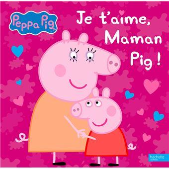 Peppa PigJe t'aime, Maman Pig !
