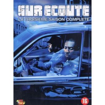 Sur écouteSUR ECOUTE 3-5 DVD-VF