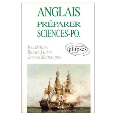 Anglais preparer sciences-po