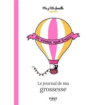 Le Journal De Ma Grossesse 2e Edition