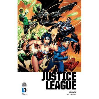 Justice leagueAux origines