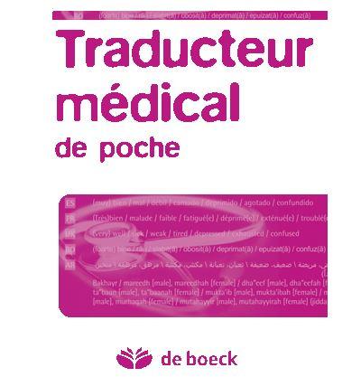 Traducteur médical de poche