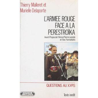 L'Armée rouge face à la perestroïka