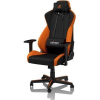 Chaise Gaming Nitro Concepts S300 Horizon Orange