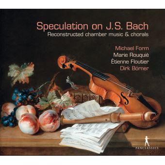 SPECULATION ON J.S.BACH