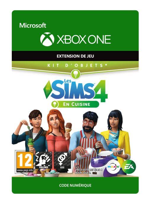 Code de téléchargement  Xbox One : Les Sims 4  En Cuisine