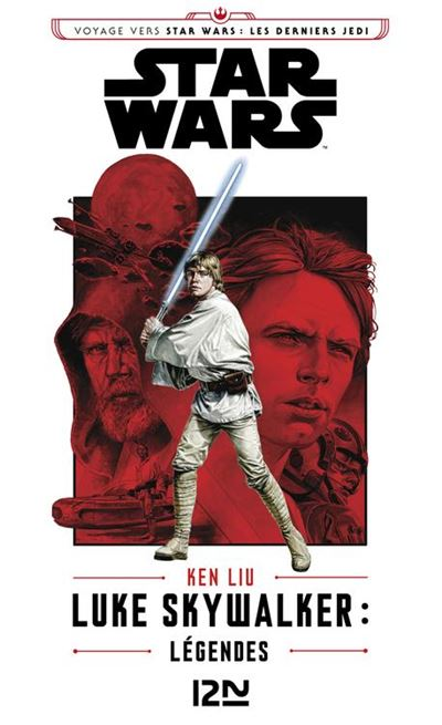 Luke Skywalker - Légendes - 9782823868371 - 9,99 €