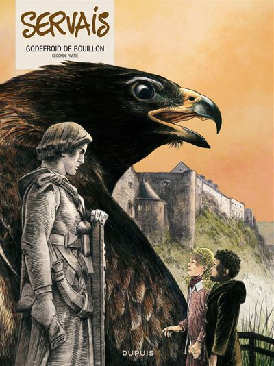 Godefroid de Bouillon - Godefroid de Bouillon - Tome 2/2 (luxe)