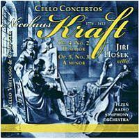 Cello concertos 2 et 3
