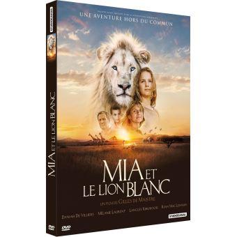 Mia et le lion blanc DVD