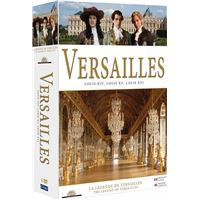 VERSAILLES TRILOGIE-LOUIS 14-15-16-4 DVD-VF