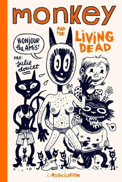 Monkey and the Living Dead