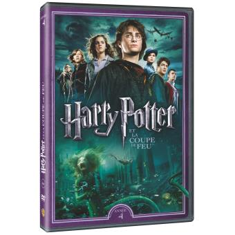 Harry PotterHARRY POTTER 4 (2016) : LA COUPE DE FEU-FR