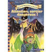 L'École des Massacreurs de Dragons, 11 : Attention, sorcier dangereux !