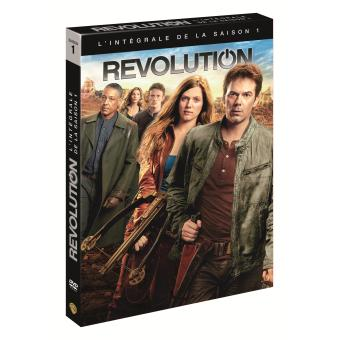 RevolutionCoffret intégral de la Saison 1 DVD