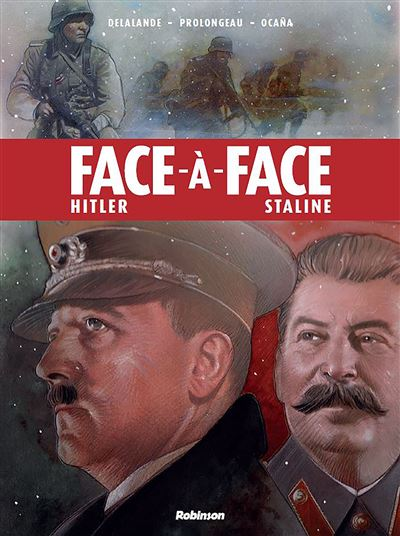 Face à face - Hitler Staline