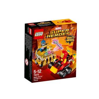 LEGO® Marvel 76072 Mighty Micros : Iron Man contre Thanos
