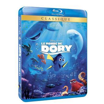 Le monde de DoryLe Monde de Dory Blu-ray