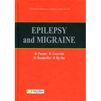 Epilepsy And Migraine Livre En Anglais
