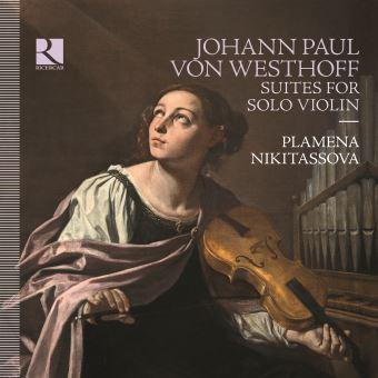 Von westhoff: suites for solo violi