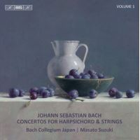 Concerts pour clavecin Volume 1