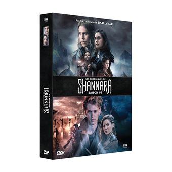 Les Chroniques de ShannaraLes Chroniques de Shannara Saisons 1 et 2 Coffret DVD