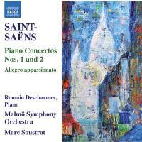 CONCERTOS POUR PIANO 1 ET/DESCHARMES