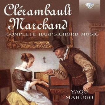 Complete Harpsichord Music