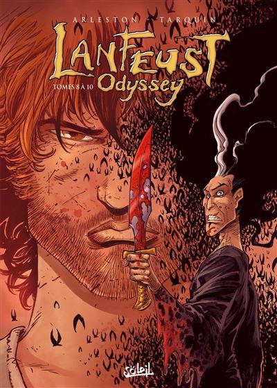 Lanfeust Odyssey Coffret III - T08 à