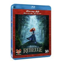 Rebelle - Combo Blu-Ray 3D