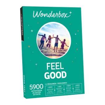 Coffret cadeau Wonderbox Feel Good