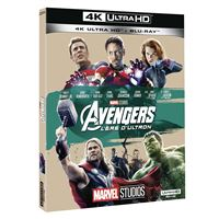 Avengers : L'ère d'Ultron Blu-ray 4K Ultra HD
