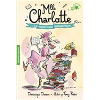 Mlle Charlotte, 2 : La mystérieuse bibliothécaire