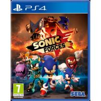 Sonic forces FR/NL PS4