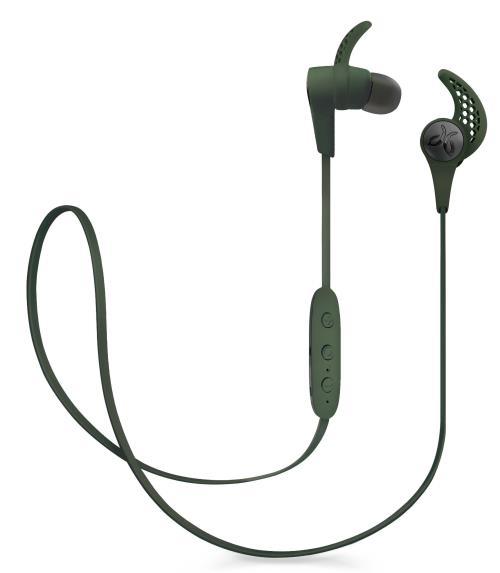 Ecouteurs sport sans fil Jaybird X3 Bluetooth Vert