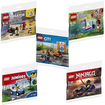Display 29301 LEGO Mix case 30 zakjes