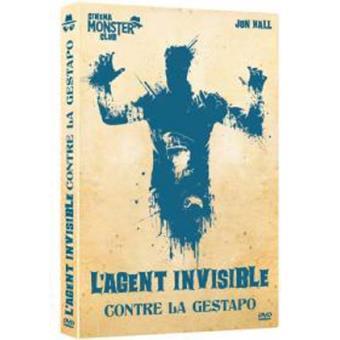 L'Agent invisible contre la Gestapo DVD