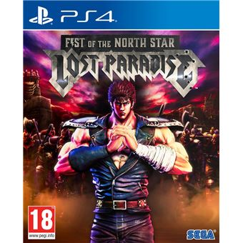FIST OF THE NORTH STAR - LOST PARADISE FR/NL PS4