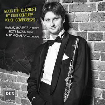 Musique contemporaine polonaise pour clarinette